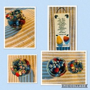 •Fruit Kitchen Decor•